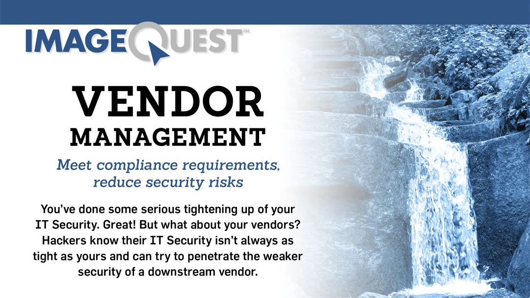 Vendor Management, ImageQuest