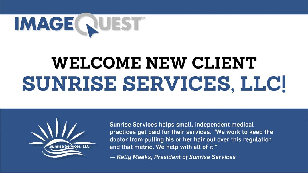 Sunrise Services, ImageQuest, IT Compliance