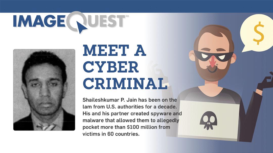 ImageQuest, Meet a Cybercriminal, Sam Jain