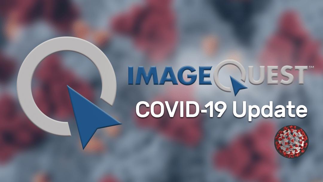 COVID 19, ImageQuest status