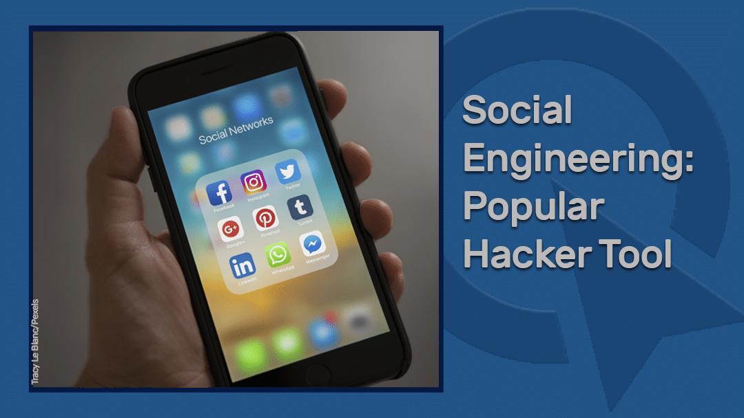 social engineering popular hacker tool, ImageQuest