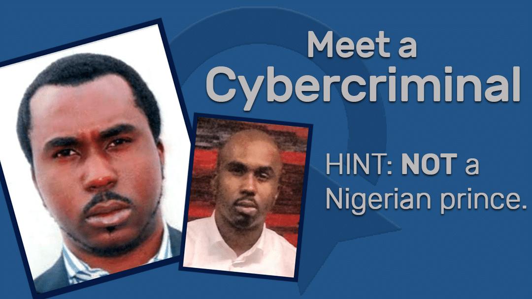 ImageQuest: Meet a Cybercrminal