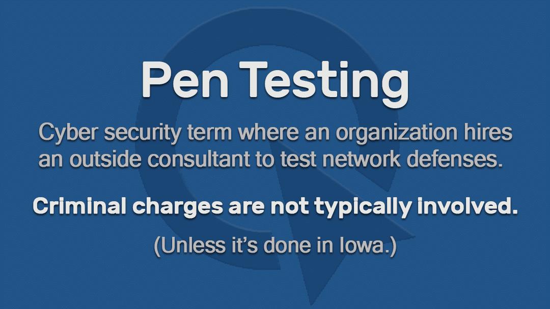 Pen Testing ImageQuest